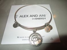 Authentic Alex And Ani Irish Cladaugh Bracelet #AlexandAni #Bangle