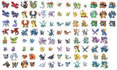 All Shiny Legendary Pokemon | Pokemon Shiny-Fusion-Colouring by Key-99 on deviantART