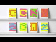 Sticky Notes Annual (Cannes GOLD, NYADC2013 Silver, Adfest2013 Bronze)