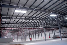 Steel Structure & Cladding Installer, Fire-Proof Companies in UAE offer cladding works, fireproof applicator, waterproofing maintenance Companies, water-leak test for roofing Steel Companies, Steel Structure, Cladding, Steel Frame