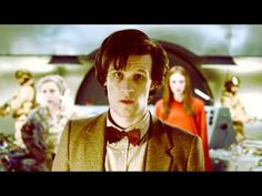 Doctor Who {Cast} Somewhere Only We Know. Amazing Video.