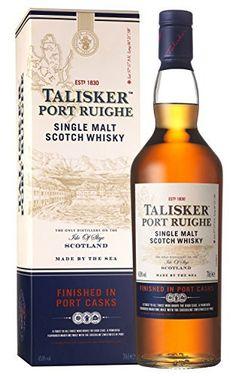 ICYMI: Talisker Whisky Port Ruighe Single Malt 70 cl: Origine : Ecosse 45,8% Volume Alcool Bouteille de 70 cl L'article Talisker Whisky…
