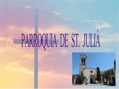 TREBALL PARRÒQUIES - 6è - 2014 Meritxell G. - Mariona R. - Clara V. - Carla B.