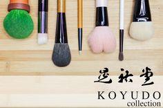My KOYUDO Brush Collection - japanischer Pinsel-Mix | http://ift.tt/2g48DuO