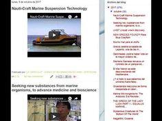 """09.10.17 - Blog """"La Caracola"""" - Diario de Información del Mar - Aprocean"""