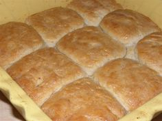 7-Up Biscuits ~ 2 cups Bisquick 1/2 cup sour cream 1/2 cup 7-up 1/4 cup melted butter