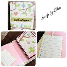 Agenda de anotações