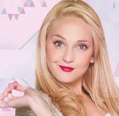 "Képtalálat a következőre: ""violetta"" Violetta Live, Pretty Makeup, Disney Channel, Girl Power, It Cast, Celebs, Actresses, Pictures, Vida Real"