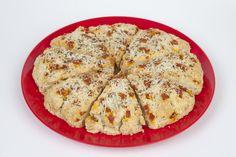 Tealightful Pizza Scone Recipe from http://tealightfultreasures.com