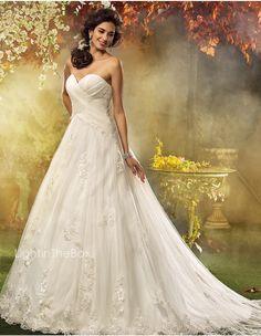 >> Click to Buy << free shipping cheap bandage robe de soiree 2016 new hot sexy sweetheart vestido de festa longo lace appliques wedding dresses #Affiliate