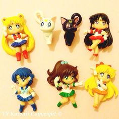 Custom Sailor Moon Kawaii Decoden Phone Case for by YYKawaii, $35.00