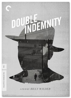 Double Indemnity, Criterion Collection Vintage Film Poster on Inspirationde Poster Print, Poster On, Vintage Films, Vintage Posters, Albus Dumbledore, Thessaloniki, Cinema Posters, Movie Posters, Double Indemnity