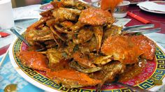 Chili Crab - Taste Good Malaysian - Elmhurst - Queens, NY