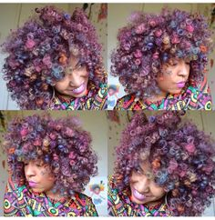 Health Hair Care Advice To Help You With Your Hair. Do you feel like you have had way too many days where your hair goes bad? Little Girls Ponytail Hairstyles, Little Girl Ponytails, Afro Hairstyles, Pretty Hairstyles, Black Hairstyles, Wedding Hairstyles, Dyed Natural Hair, Dyed Hair, Colored Natural Hair
