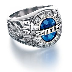 Personalized Mens #ClassRing #Jostens Achiever Collection.