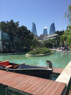 Mini Venice Baku Azerbaijan