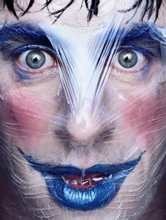 Clowns By Erwin Olaf