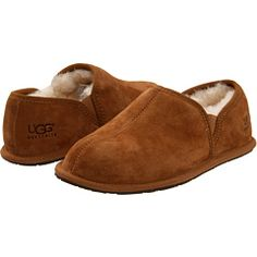 mens' ugg slippers. i dont even care that they are mens i would wear them.