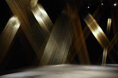 Tteia (Web), Installation at Serpentine Gallery, London. Theatre Design, Stage Design, Multimedia, Design Model, Design Art, Set Design, Site Art, Stage Set, Scenic Design