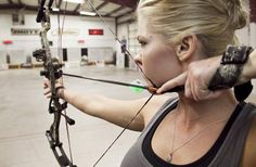 Maybe because girls want to be the next Katniss Everdeen, but more and more females are either practicing archery or bowhunting. See 5 best bows for girls.