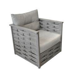 Salon De Jardin Tress Gris. Elegant Salon Bas De Jardin Aluminium ...