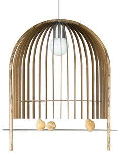 "The ""cage"" lamp. #interdema #craftmanship #homefurniture"