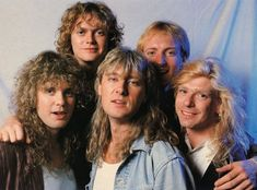 Def Leppard - Def Leppard Photo (28304528) - Fanpop
