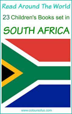 Children's Books set South Africa #diversekidlit #ReadAroundtheWorld