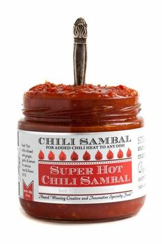 Super Hot Chili Sambal #sambal