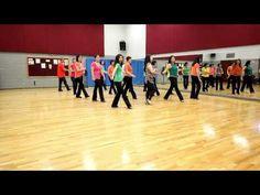 Don't Let The Sun Go Down! - Line Dance (Dance & Teach in English & 中文) - YouTube