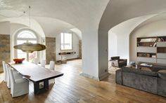 Restored Monastery | Bergamo, Italy | Edoardo Milesi