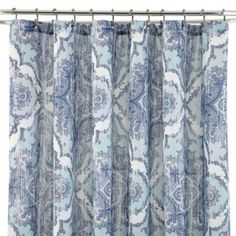 Royal Velvet® Brandywine Shower Curtain  found at @JCPenney