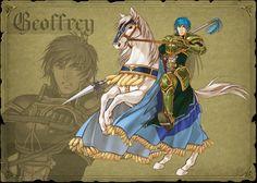 Fire Emblem 9 Path of Radiance  Geoffrey