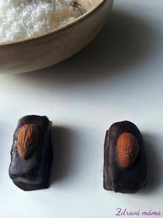 Zdravá máma: Kokosové kostky Garden Pots, Tray, Baking, Advent, Garden Planters, Bakken, Trays, Backen, Sweets