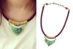 Did Topshop Copy This Independent Designer's Necklace? YES they did. good job to TOPSHOP for being big retail bullies!