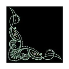 Embroidery Designs - Search Results for corner