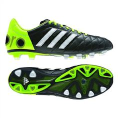 quality design c0842 f38d9 The latest Adidas adiPure 11Pro TRX FG Soccer Cleats look great with the  Black and Solar