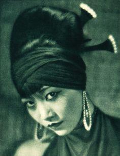 Anna May Wong, 1924.