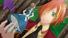 Clover no Kuni no Alice : Pierce & Alice