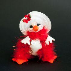 Annalee Dolls ~ Valentine's Duck