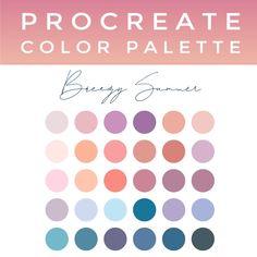 Pastel Colour Palette, Colour Pallette, Colour Schemes, Pastel Colors, Color Trends, Color Patterns, Color Combos, Purple Palette, Palette Art