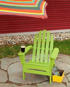 Adirondack Rocking Chair, Adirondack Chairs For Sale, Plastic Adirondack Chairs, Lawn Chairs, Outdoor Chairs, Outdoor Furniture, Outdoor Decor, Swivel Glider Chair, Cool Chairs