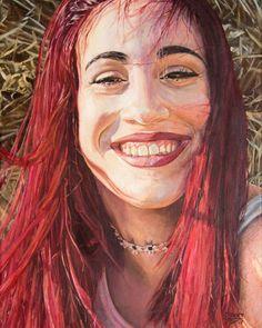 #pain #oilpainting #oiloncanvas #oil #oleo #portrait #retrato Daenerys Targaryen, Game Of Thrones Characters, Instagram, Painting, Fictional Characters, Art, Portraits, Art Background, Painting Art