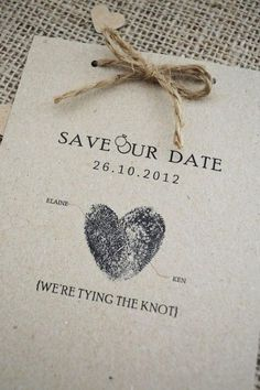 """Rustic wedding ideas are all the rage right now! Get inspiration for your own rustic wedding invitations, favors, and barn reception for your DIY video! wedding invitations Say """"I Do"""" to These 25 Stunning Rustic Wedding Ideas Wedding Stationary, Rustic Wedding Invitations Diy, Diy Wedding Invitations, Diy Wedding Cards, Wedding Favours Diy, Wedding Ribbons, Weding Invitation Ideas, Diy For Wedding, Spring Wedding"""