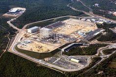 ITER worksite - Aerial view September 2015 © MatthieuColin.com | por Fusion for Energy