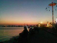 Красота морских закатов  . . . . . . . . . #бердянск #бердянск2018 #sunset #sunsets #sunset_madness #lfl #instasun #instasunsets #sun #skyporn #sun #summer #horizon #night #instasky #all_sunsets #warm #view #pretty #vision #photooftheday #beauty #amazing #hot Sunsets, Madness, Sky, Warm, Night, Amazing, Pretty, Summer, Beauty