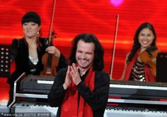 2013 Spring Festival Evening : Yanni and Chang Jing via News BackChina