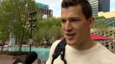 Andrew Ference to join in Edmonton Pride Parade Edmonton Oilers, Pride Parade, Join, News