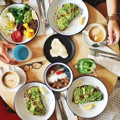 Mimi Ikonn | Amazing breakfast at Two Hands, New York | Delicious