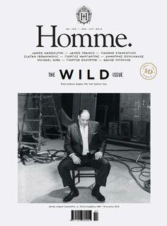 Homme, November 2011, #92
